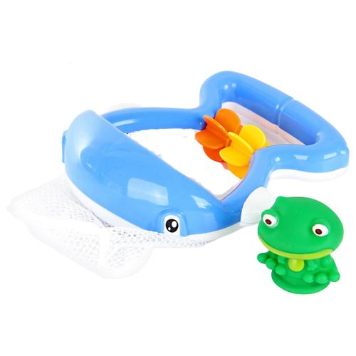 Купить Набор для ванной Ути-Пути 62895 голубой, зеленый, Игрушки для ванной