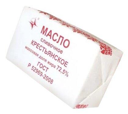 Брянский Молочный Комбинат масло сливочное Крестьянское 72.5%, 450 г