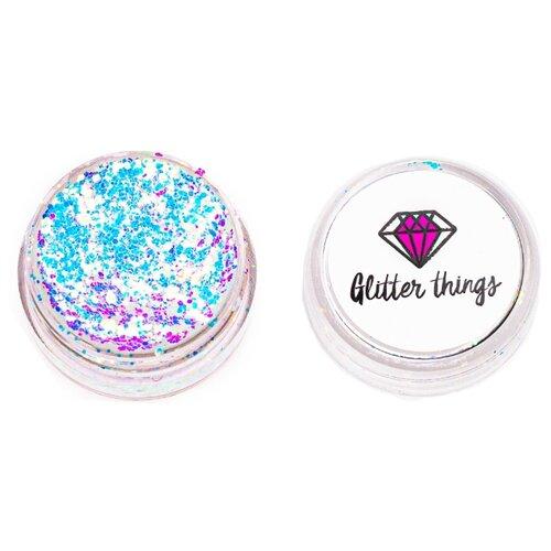 Glitter Things Гель-блестки для лица и тела Космическое измерение