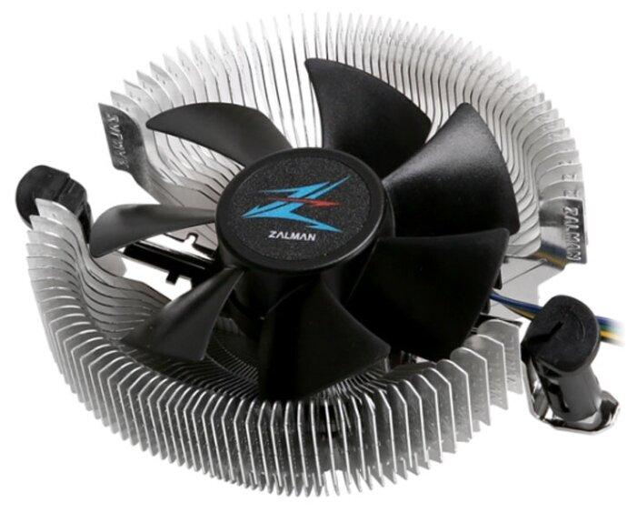 Кулер для процессора Zalman CNPS80G — купить по выгодной цене на Яндекс.Маркете