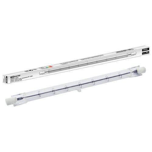 Лампа галогенная TDM ЕLECTRIC R7s, 1000Вт лампа энергосберегающая tdm sq0323 0054