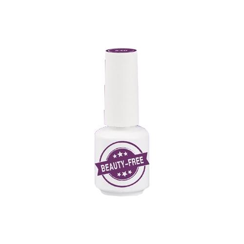 Купить Гель-лак для ногтей Beauty-Free Gel Polish, 8 мл, темно-фиолетовый