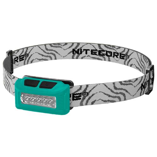 Налобный фонарь Nitecore NU10 CRI зеленый