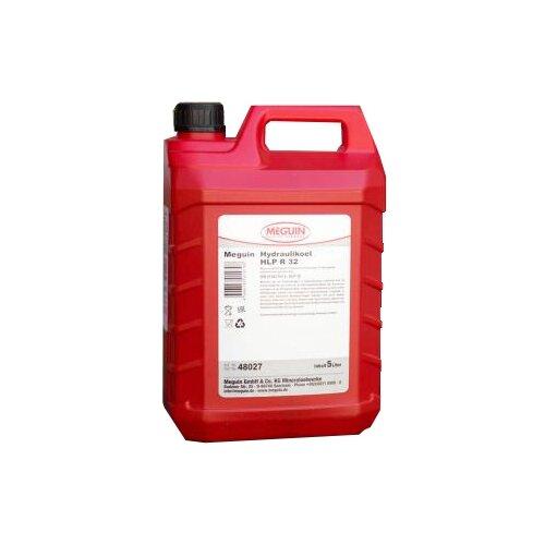 Гидравлическое масло Meguin HLP R 32 5 л