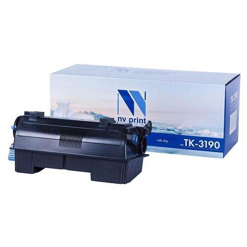 Фото - Картридж NV Print TK-3190 для Kyocera, совместимый картридж nv print nv tk 5280m совместимый