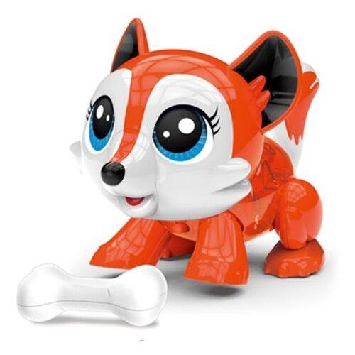 Купить Робот Runli Toys Trolly Pets - Fox K-77 оранжевый, Роботы и трансформеры