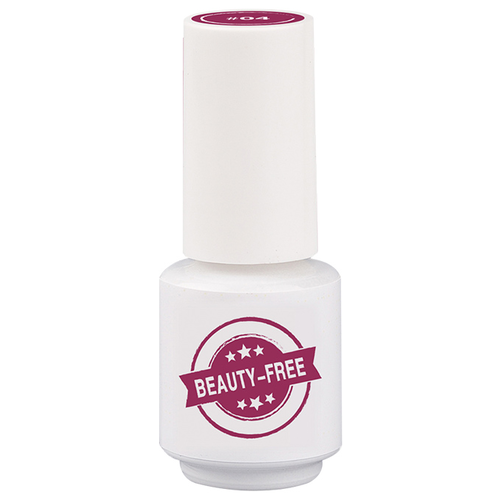 Купить Гель-лак для ногтей Beauty-Free Gel Polish, 4 мл, винный