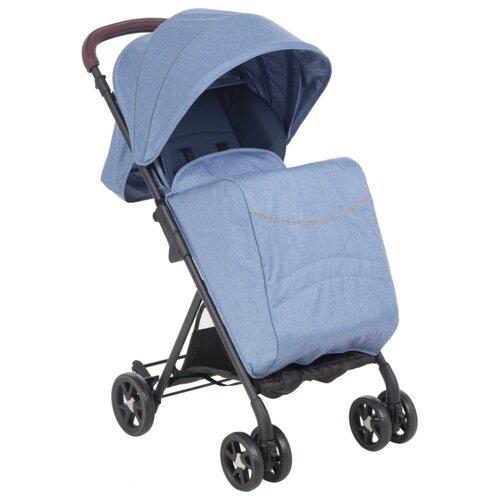 Прогулочная коляска McCan LIA синий/черная рама, цвет шасси: черный прогулочная коляска mccan lia