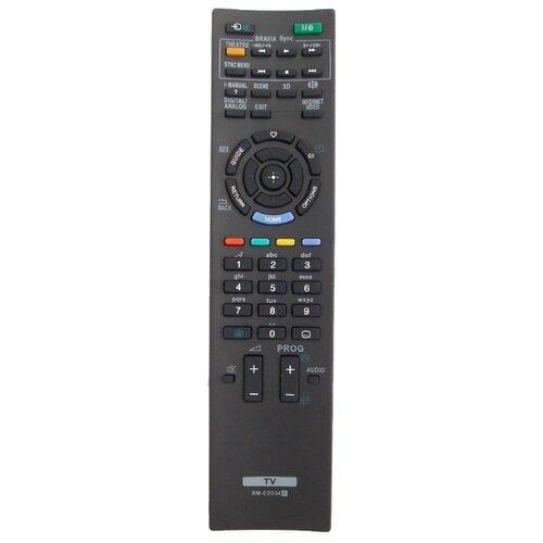 Фото - Пульт ДУ Huayu RM-ED034 для телевизора Sony KDL-40HX803 черный пульт ду huayu rm l919 для lcd led tv samsung черный