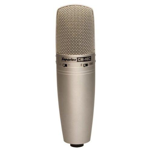 Микрофон Superlux CMH8C, шампань