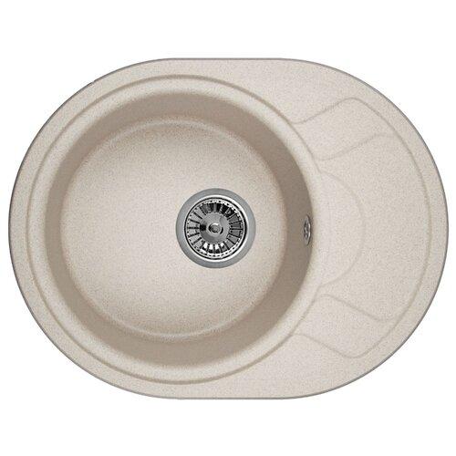 Фото - Врезная кухонная мойка 57.5 см Granula 5802 антик врезная кухонная мойка 57 5 см granula 5802 антик