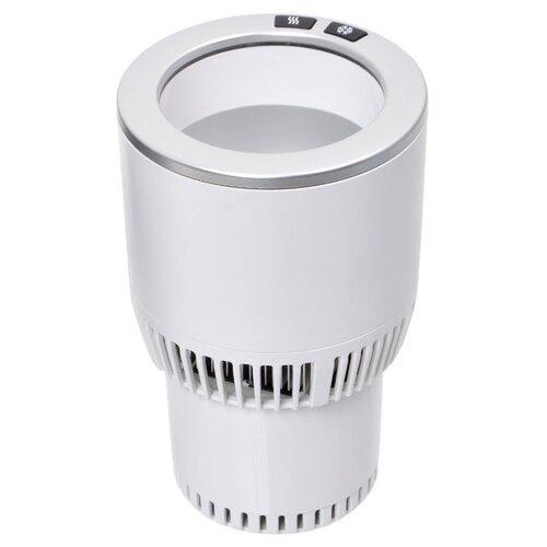 Термоподстаканник Paltier Smart Cup белый с серебром