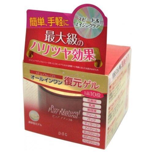 PDC Pure Natural Speed Moist Lift Gel Суперувлажняющий крем-гель для лица с лифтинг - эффектом, 10 в 1, 100 г