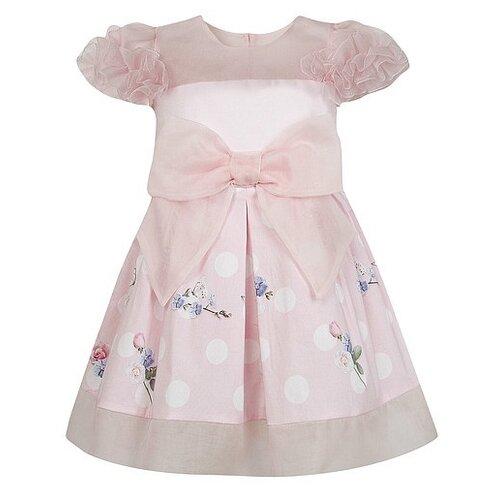 Платье Lapin House размер 104, розовый