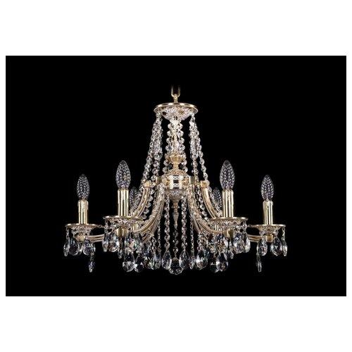 Люстра Bohemia Ivele Crystal 1771/6/190/A/GW, E14, 240 Вт