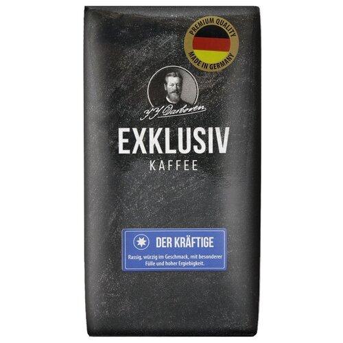 Кофе молотый Exklusiv Kaffee Der Kraftige, 250 г s a schwarzkopf der kaffee