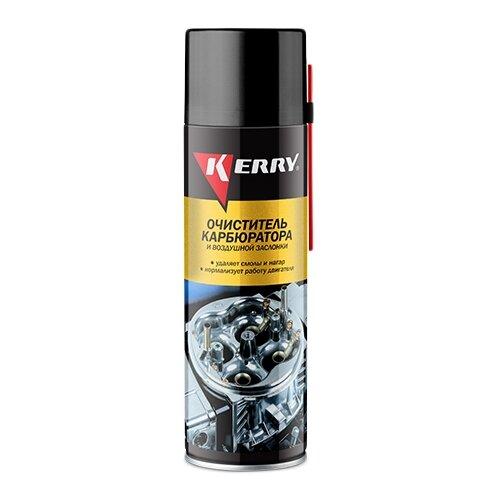 цена на Очиститель KERRY KR-912 для карбюратора и воздушной заслонки 0.65 л баллончик