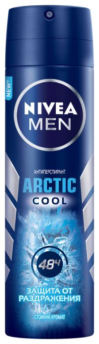 Антиперспирант спрей Nivea Men Arctic Cool