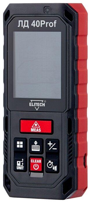 Лазерный дальномер ELITECH ЛД 40