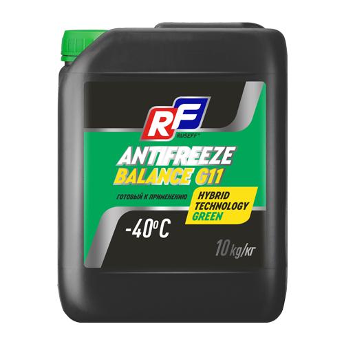 Антифриз RUSEFF Balance G11 «Зеленый» 10 кг