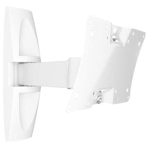 Фото - Кронштейн на стену Holder LCDS-5063 белый кронштейн на стену holder lcds 5020 белый