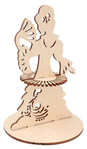 Astra & Craft Деревянная заготовка для декорирования салфетница