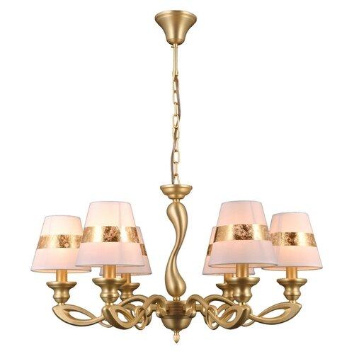 цена на Люстра Natali Kovaltseva 75004/6C GOLD, E14, 240 Вт