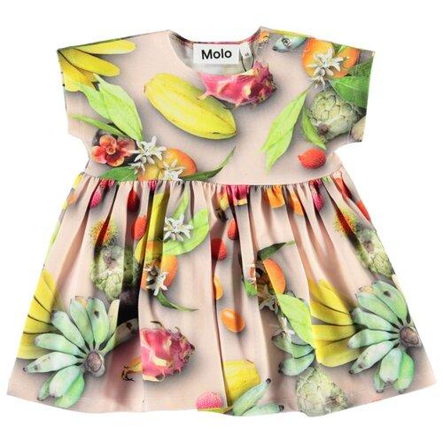 Купить Платье Molo Channi Tutti Frutti размер 74, 6046 tutti frutti, Платья и юбки