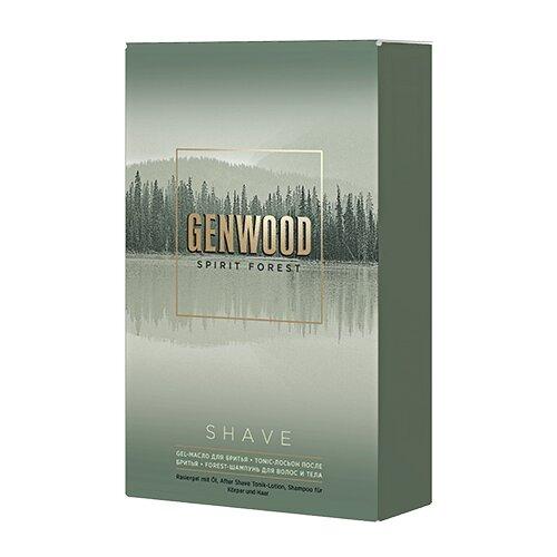 Набор ESTEL Genwood shave