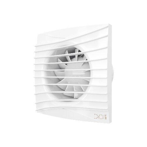 Фото - Вытяжной вентилятор DiCiTi Silent 5C MR, white 10 Вт вытяжной вентилятор diciti slim 6c mr 02 white 10 вт