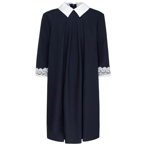 Купить Платье Смена размер 152/88, синий, Платья и сарафаны