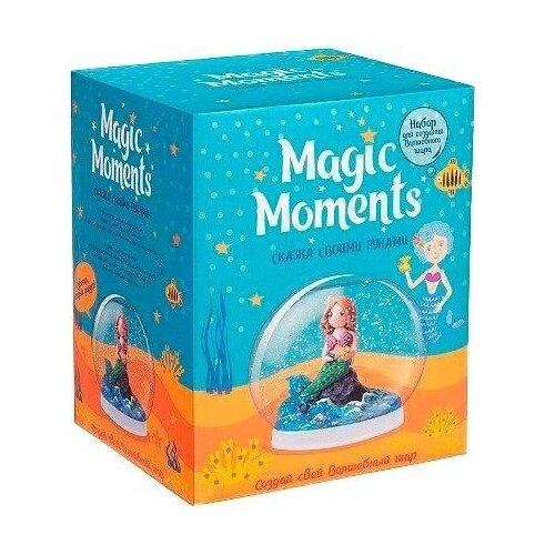 Пластилин Magic Moments Волшебный шар Русалка (mm-20) цена 2017