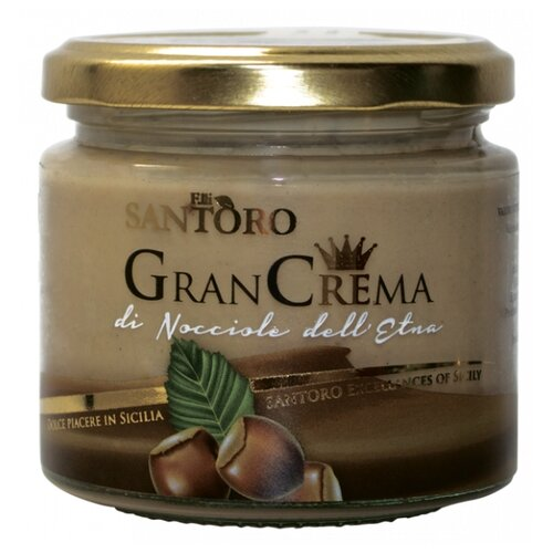 Santoro Крем ореховый сладкий 200 г