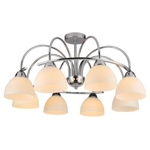 Фото - Потолочная люстра Arte Lamp A6057PL-8CC люстра потолочная arte lamp gelo a6001pl 9bk
