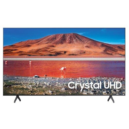 Купить Телевизор Samsung UE50TU7100U 50 серый титан
