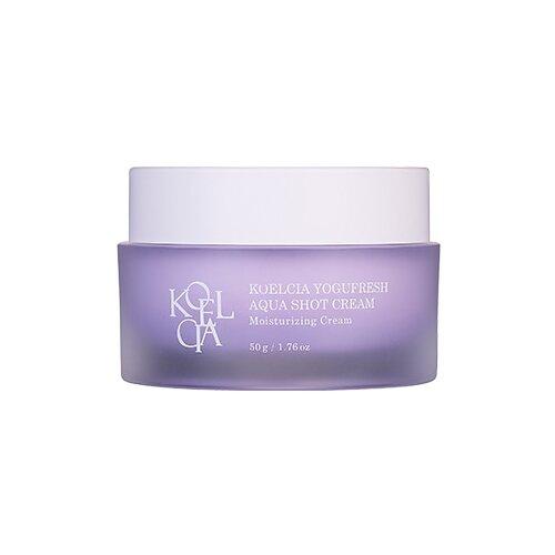 KOELCIA Yogufresh Aqua Shot Cream Увлажняющий йогуртовый крем для лица, 50 г