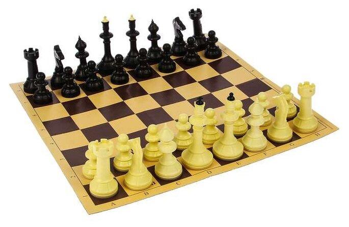 Владспортпром Шахматы Айвенго с доской из микрогофры
