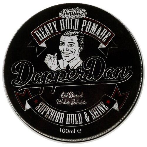 Dapper Dan Помада Heavy Hold Pomade, сильная фиксация, 100 мл steely dan steely dan katy lied