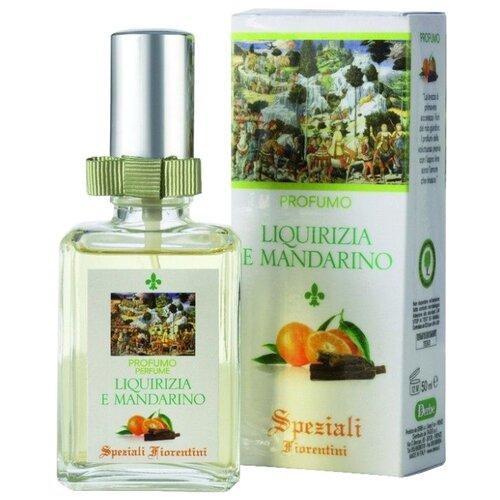 Духи Derbe Liquirizia e Mandarino, 50 мл дербе derbe духи лимон и розовый перец 50мл