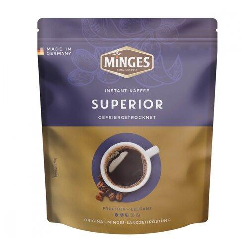 Кофе растворимый Minges Superior пакет, 200 г