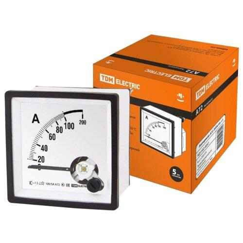 Амперметр аналоговый TDM ЕLECTRIC SQ1102-0054