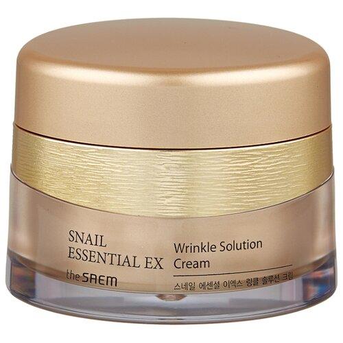 Крем The Saem Snail Essential EX Wrinkle Solution 60 мл the autoimmune solution
