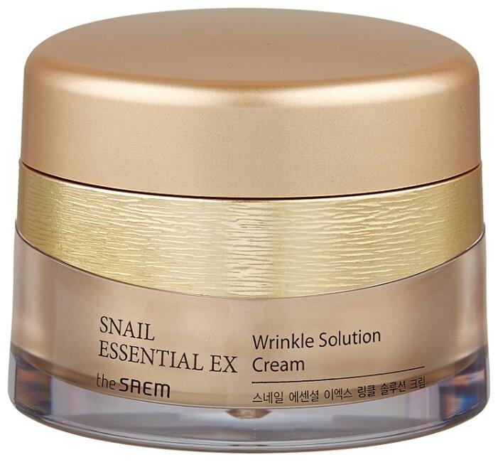 Крем The Saem Snail Essential EX Wrinkle Solution