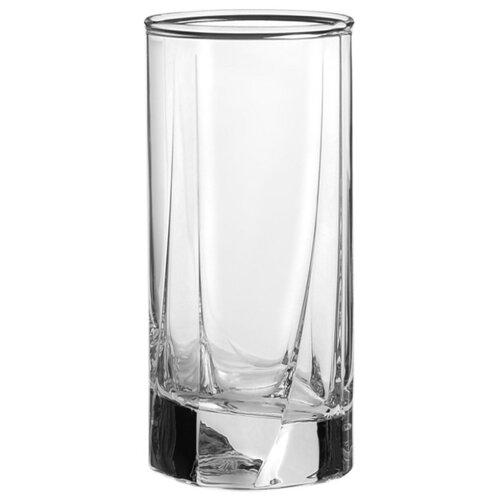 Pasabahce Набор стаканов Luna 395 мл, 6 шт прозрачный набор стаканов для виски pasabahce luna 368 мл 6 шт