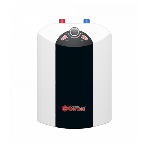 Накопительный электрический водонагреватель Thermex Blitz IBL 10 U, белый/черный