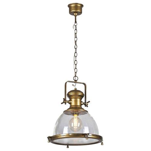 Фото - Светильник подвесной Lussole (серия: LSP-9611) LSP-9611 1x60Вт E27 светильник подвесной lussole серия lsp 9623 lsp 9623 3x60вт e27