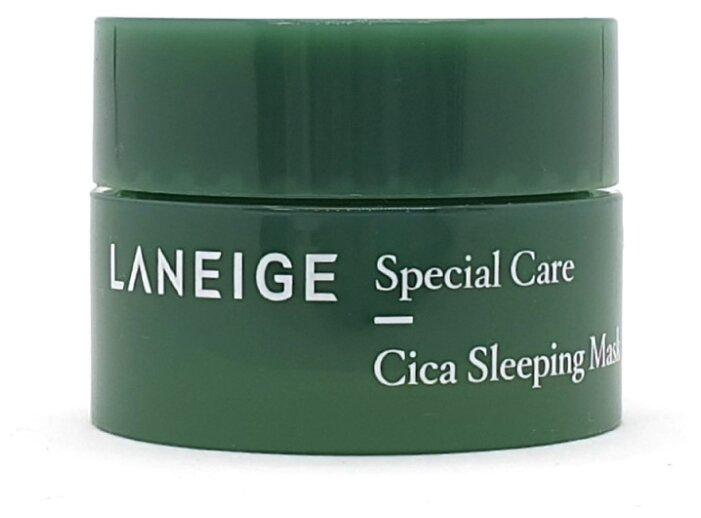 Laneige Ночная восстанавливающая маска Cica Sleeping Mask