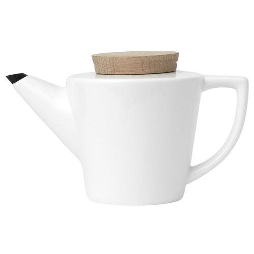 VIVA Scandinavia Заварочный чайник с ситечком Infusion V70600 1 л, белый