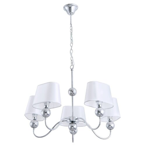 Люстра Arte Lamp A4012LM-5CC, E14, 300 Вт