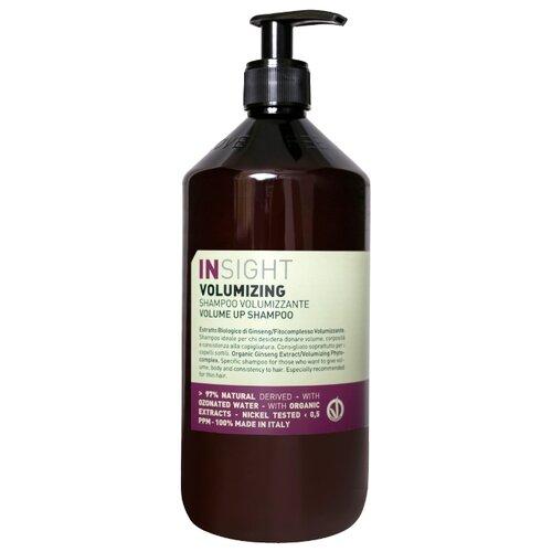 Купить Insight шампунь Volumizing Volume Up для объема волос 900 мл с дозатором